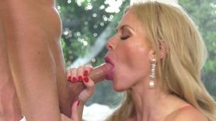 [HandsOnHardcore] Casca Akashova (Epic-Tittied Housewife Casca Akashova Orders Stepson to Lick Her Pussy GP1747  / 03.xx.2021)